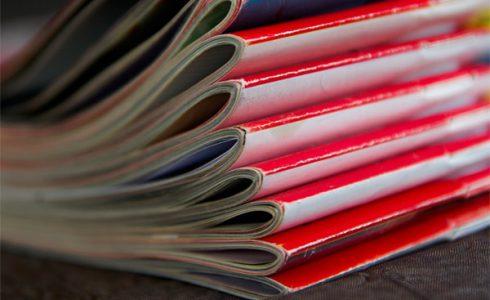 税務分野に特化した定期刊行物などの出版を行う企業の事例