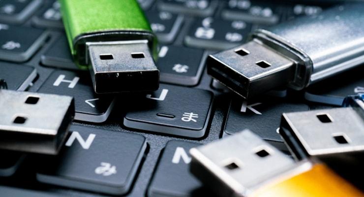 手軽で持ち運びもできる補助記憶装置は便利!