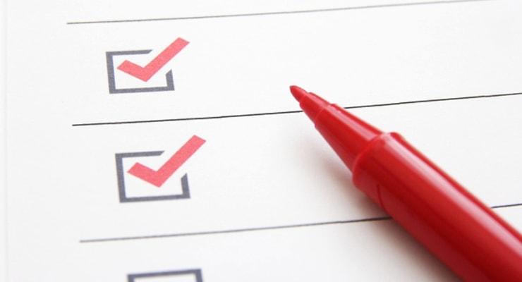 企業の防災は、まずどんなことが必要なのかをリストアップしてみましょう