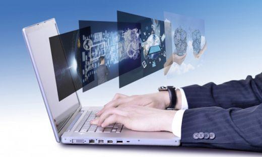 さまざまな手続きがデジタルで行える情報通信社会を目指して!