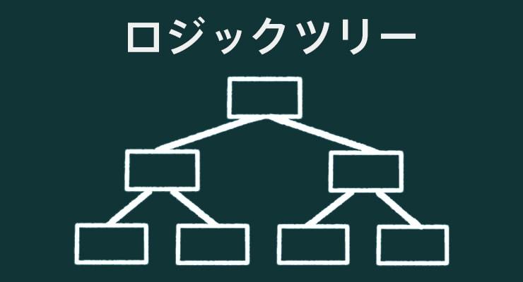 ロジックツリーは問題の原因をさぐり分析するためのビジネスフレームワークです