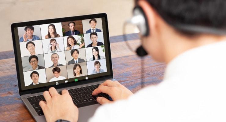 遠隔地でも打ち合わせや商談ができるWeb会議のシステムは、ビジネスの基本となりつつあります。