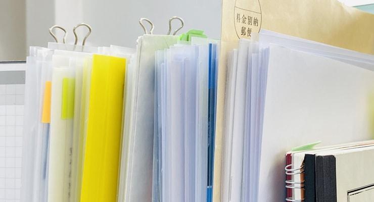 電子化して良い書類かどうかを判断し、最適な方法で保管できる資格「文書情報管理士」